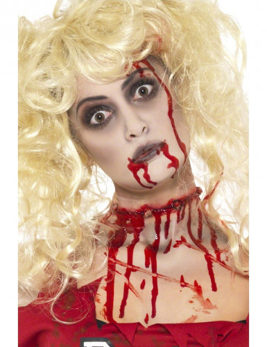 Trucco zombie adulto Halloween