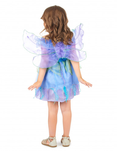 Costume fatina delle farfalle bambina-2