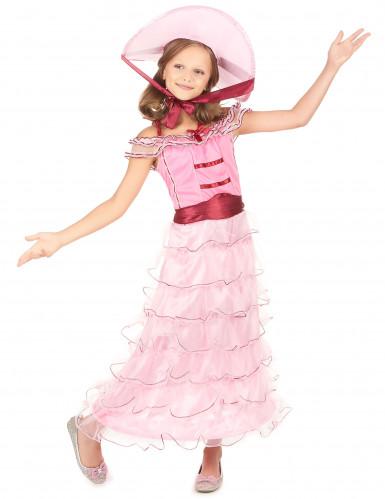 Costume dama del sud bambina