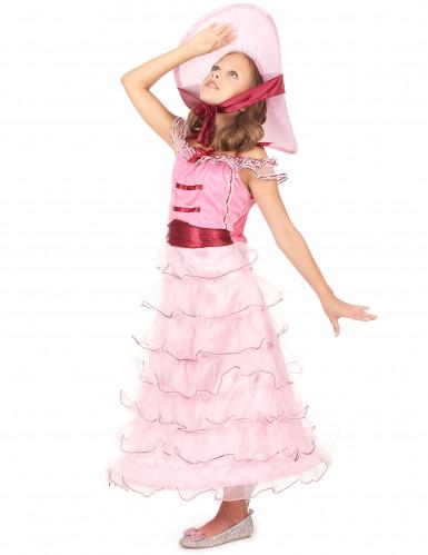 Costume dama del sud bambina-1