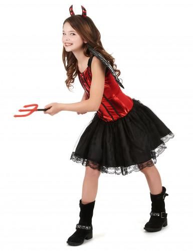 Costume da diavolessa bambina-1
