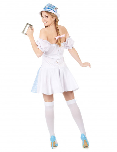 Costume bavarese donna-2