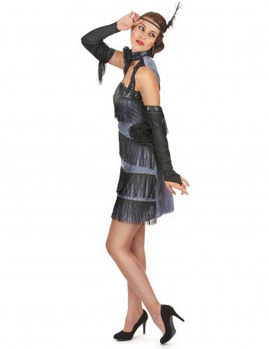 Costume Charleston donna con frange-1