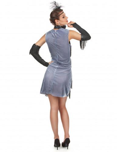 Costume Charleston donna con frange-2