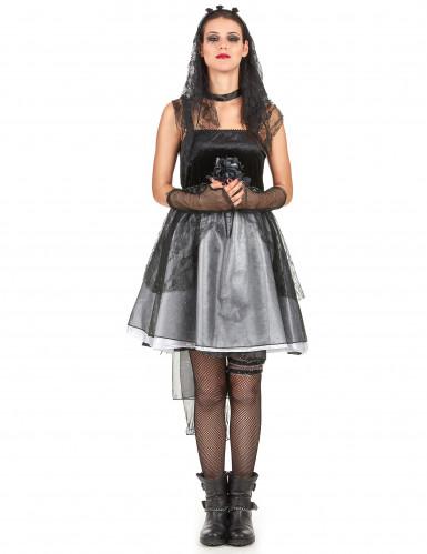 Costume sposa gotica donna