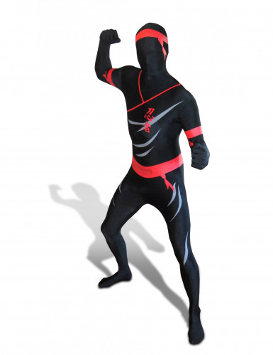 Costume Morphsuits™ ninja adulto