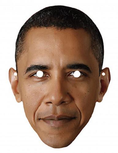 Maschera Barack Obama