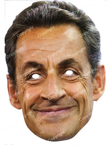 Maschera Nicolas Sarkozy