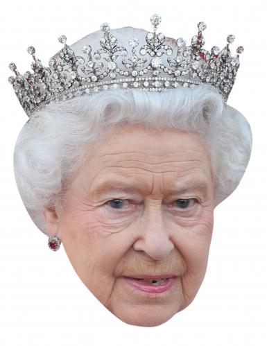 Maschera Regina Elisabetta