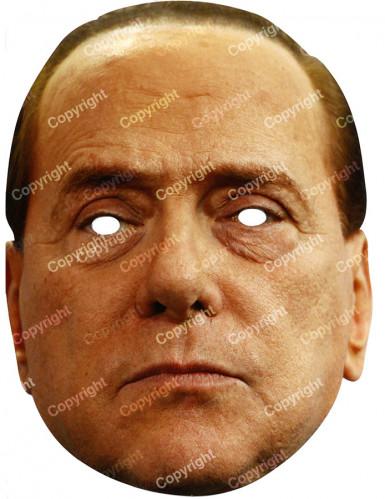 Maschera Silvio Berlusconi