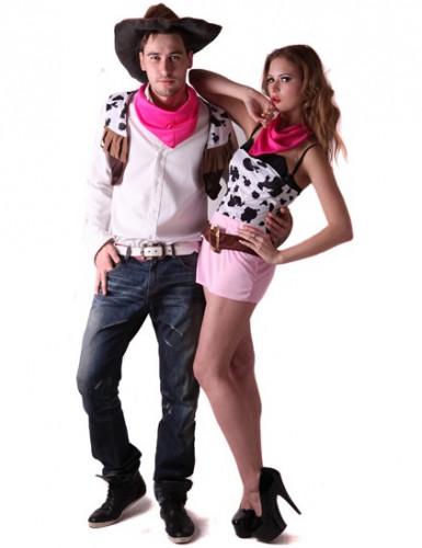 Costume coppia cowboy