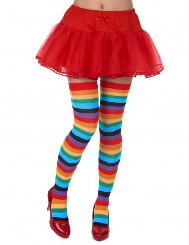 Calze da clown donna
