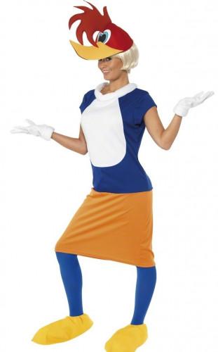 Costume da Picchiarello™ Woody Woodpecker™ donna