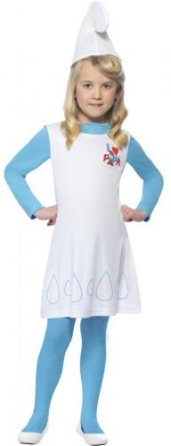 Costume Puffi™ bambina