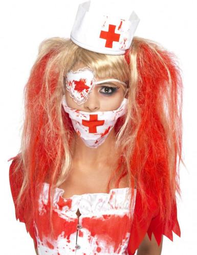 Kit infermiera insanguinata adulti donna