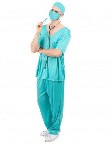 Costume coppia infermiera e dottore-1