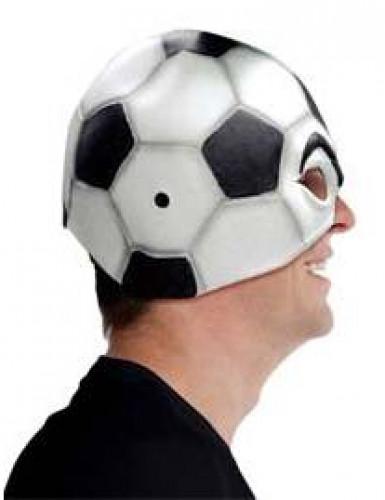 Maschera pallone da calcio adulti-1