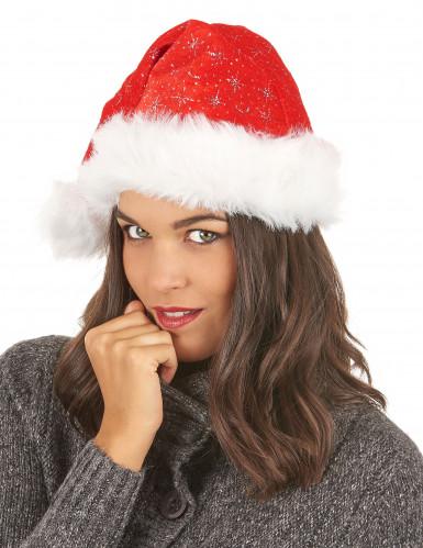 Cappello di Natale scintillante-2