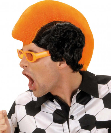 Parrucca Orange Uomo