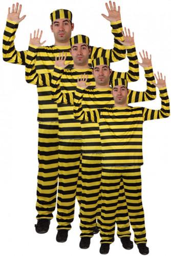 Costume gruppo carcerati famosi