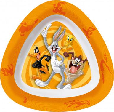 Piatto fondo in melammina Looney Tunes™