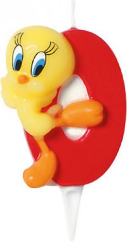 Candela numero 0 Looney Tunes™