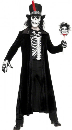 Costume voodoo adulto Halloween