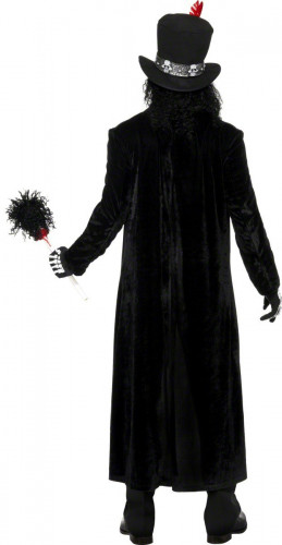 Costume voodoo adulto Halloween-2
