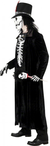 Costume voodoo adulto Halloween-1