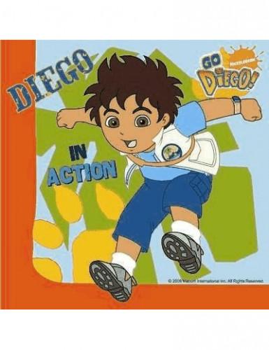 20 tovaglioli di carta Diego™