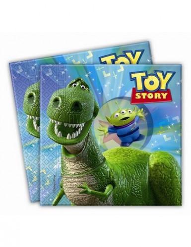 20 tovaglioli di carta Toy Story Partysaurus™