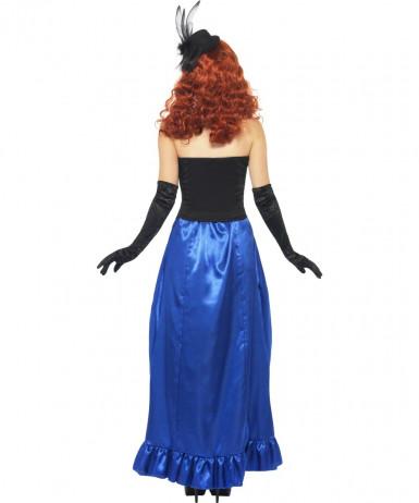 Costume cabaret adulto Halloween per donna-1