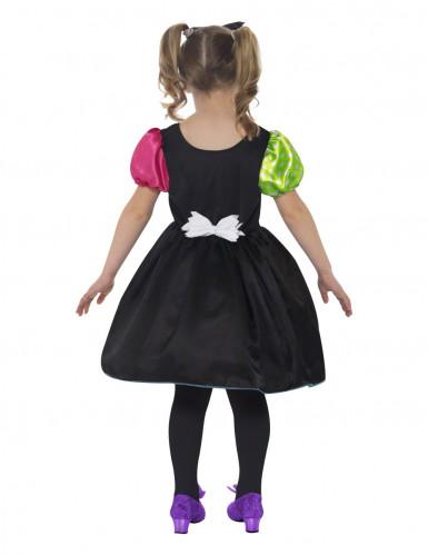 Costume bambola di pezza per bambina Halloween-1