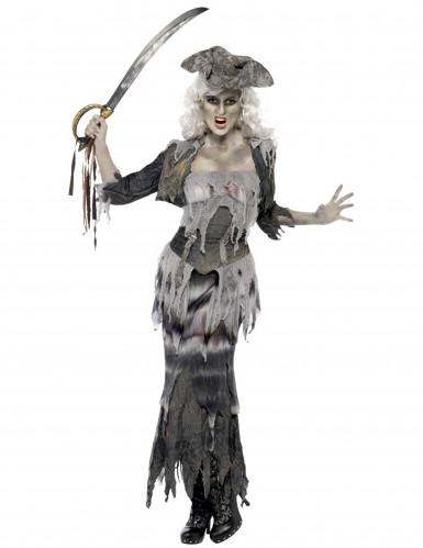 Costume mostro pirata adulto Halloween