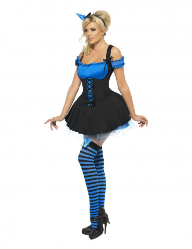 Costume strega sexy Halloween donna-2