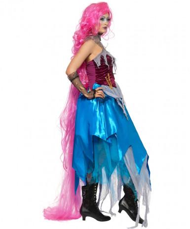 Costume principessa da favola donna Halloween-2