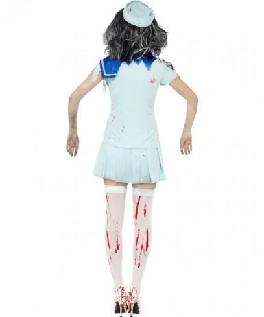 Costume marinaio zombie donna Halloween-1