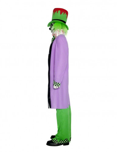 Costume clown malefico adulti Halloween-2