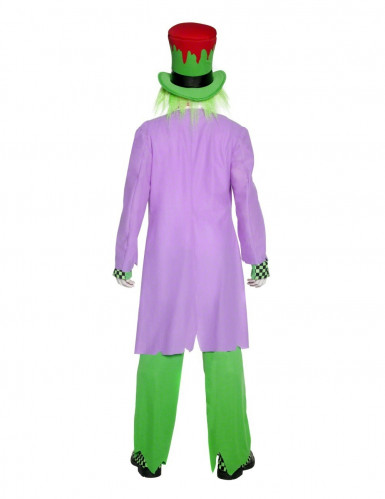 Costume clown malefico adulti Halloween-1