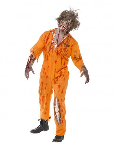 Kit trucco da zombie Halloween adulti-1