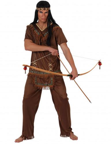 Costume arcere indiano per uomo