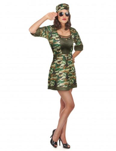 Costume militare sexy adulti-1