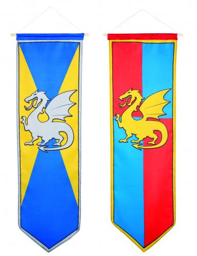 Decorazione da appendere cavaliere medievale
