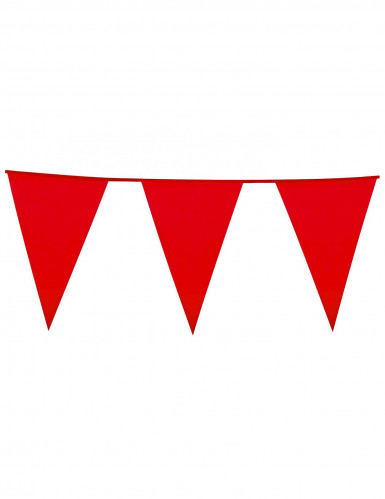 Ghirlanda bandiere rossa