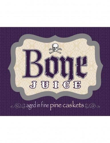 Etichette adesive per bevande Halloween-2