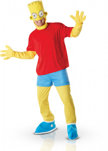 Costume Bart Simpson™ adulto