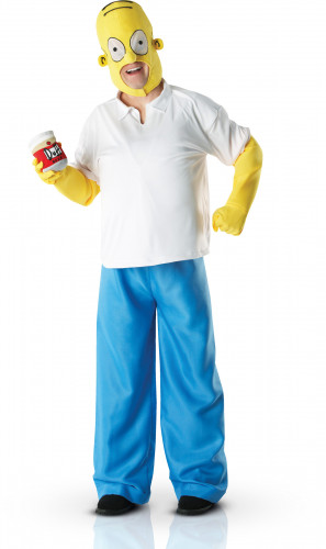 Costume Homer Simpson™ adulto