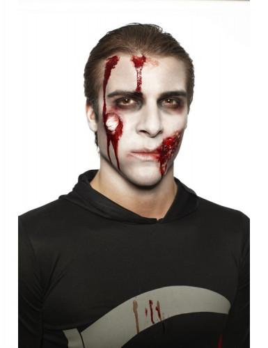 Kit trucco zombie adulto Halloween-1