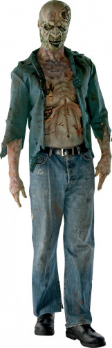 Costume zombie decomposto The Walking Dead™ adulto
