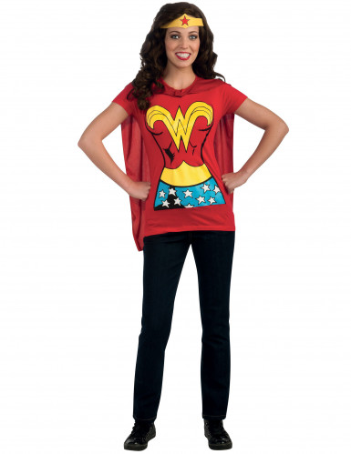 Costume Wonder Woman™ adulto t-shirt